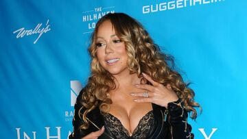 VIDEO – Le caprice de la diva Mariah Carey pour le Nouvel An amuse la toile