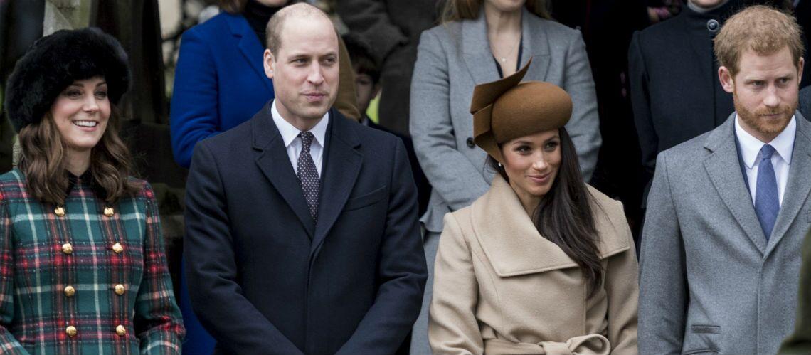 Meghan Markle  pour son mariage avec le prince Harry, elle a choisi le même