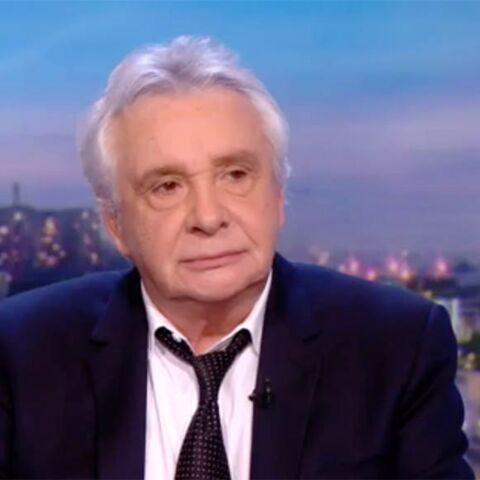 Michel Sardou révèle les raisons pour lesquelles il a choisi d'arrêter sa carrière de chanteur