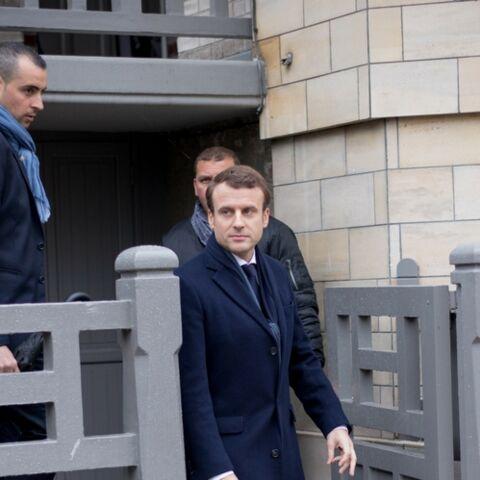 Les CRS qui surveillent la villa des Macron au Touquet réclament des toilettes et un abri face aux intempéries