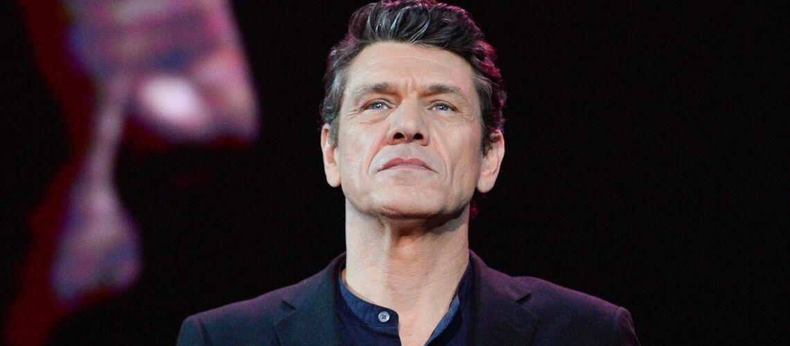 Marc Lavoine, très affecté lors de l'hommage à Johnny Hallyday, a repris le chemin des tournages