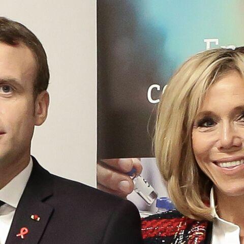 Brigitte et Emmanuel Macron très proches des artistes: le violoniste Renaud Capuçon, mari de Laurence Ferrari, reçu à l'Elysée