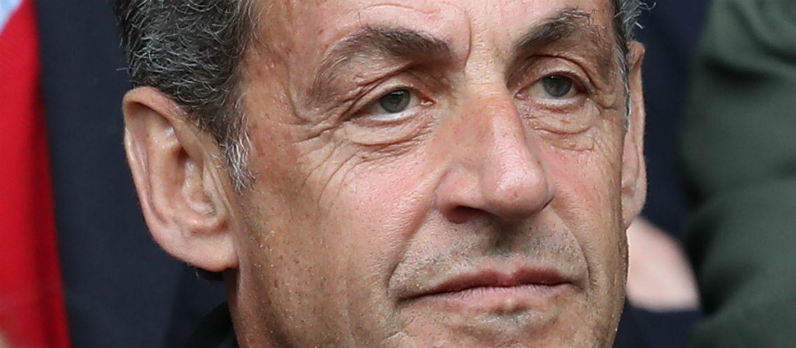 PHOTO – Nicolas Sarkozy: pause tendresse avec sa petite Giulia