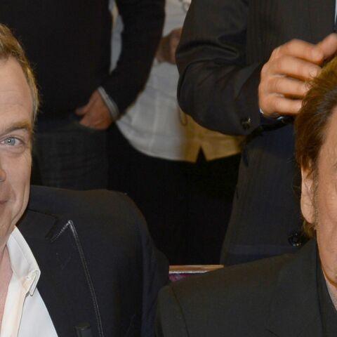 Garou rend hommage à Johnny Hallyday… pourtant tout n'a pas été facile entre eux