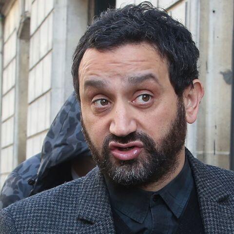 Quand Cyril Hanouna répond aux «haineux» après la Légion d'honneur de son père