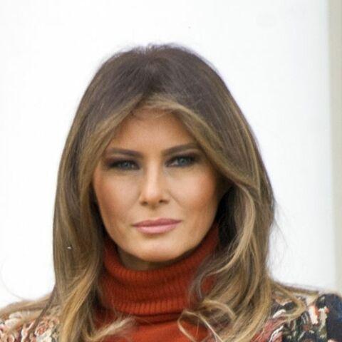 Quand Donald Trump a été élu, sa femme Melania a fondu en larmes, mais pas de joie