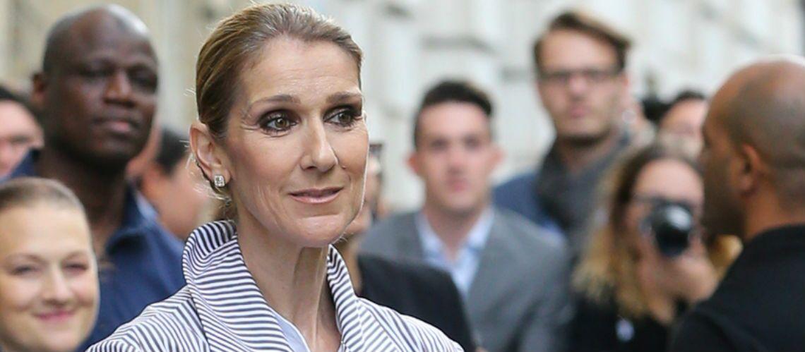 VIDEO – Céline Dion surprise par une fan très entreprenante: grosse panique en plein concert
