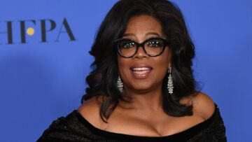 Golden Globes: le discours d'Oprah Winfrey qui a ému Hollywood
