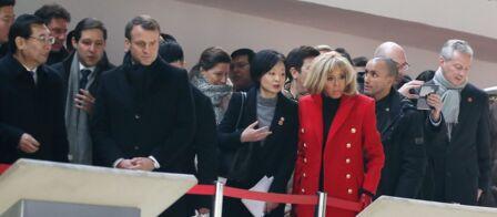 Manteaux rouges femmes