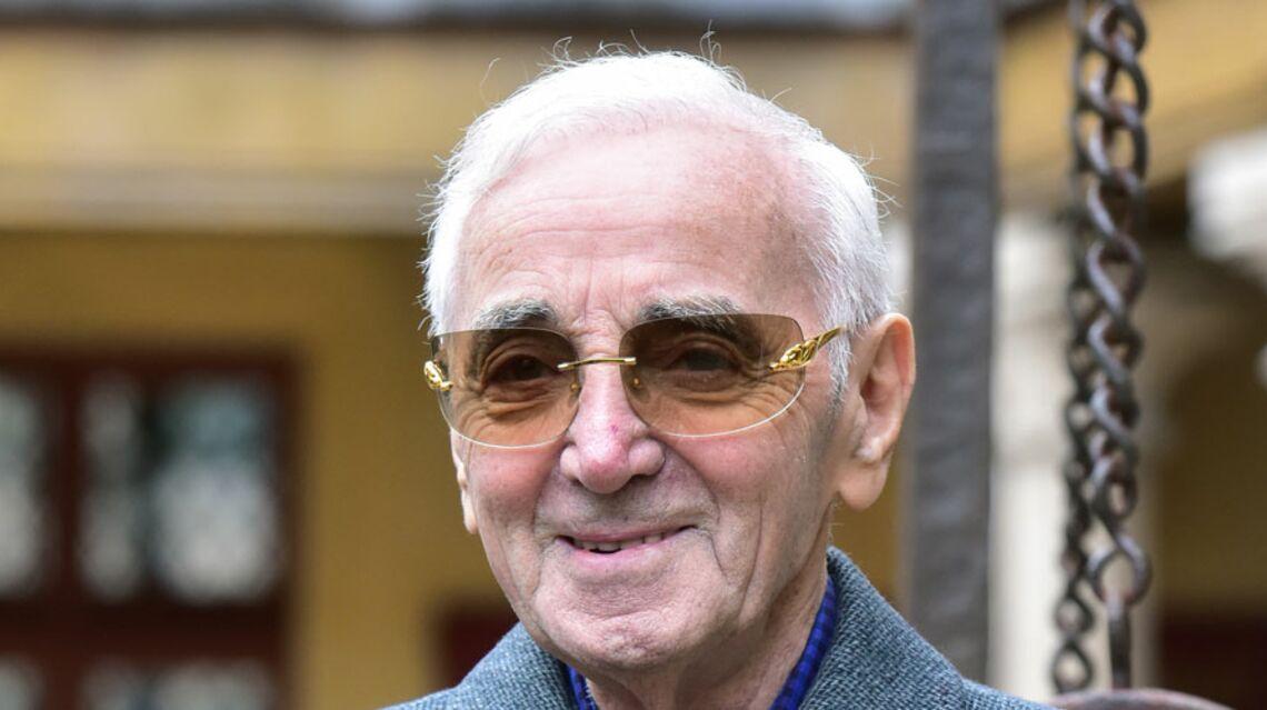 VIDÉO – Charles Aznavour proposera de «trier» les migrants la phrase qui choque