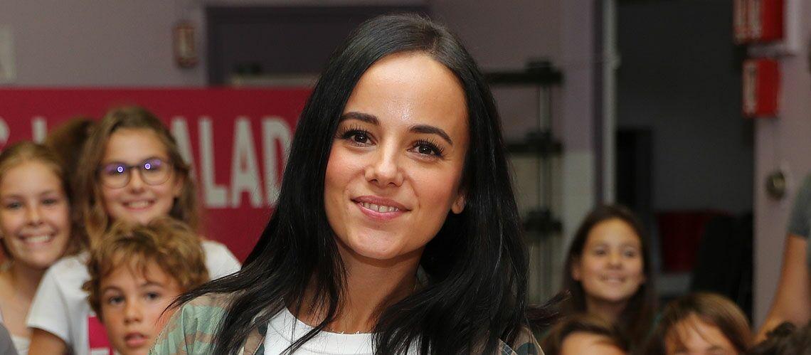 PHOTO – Découvrez le visage d'Annily, la fille d'Alizée: la ressemblance avec sa mère est frappante