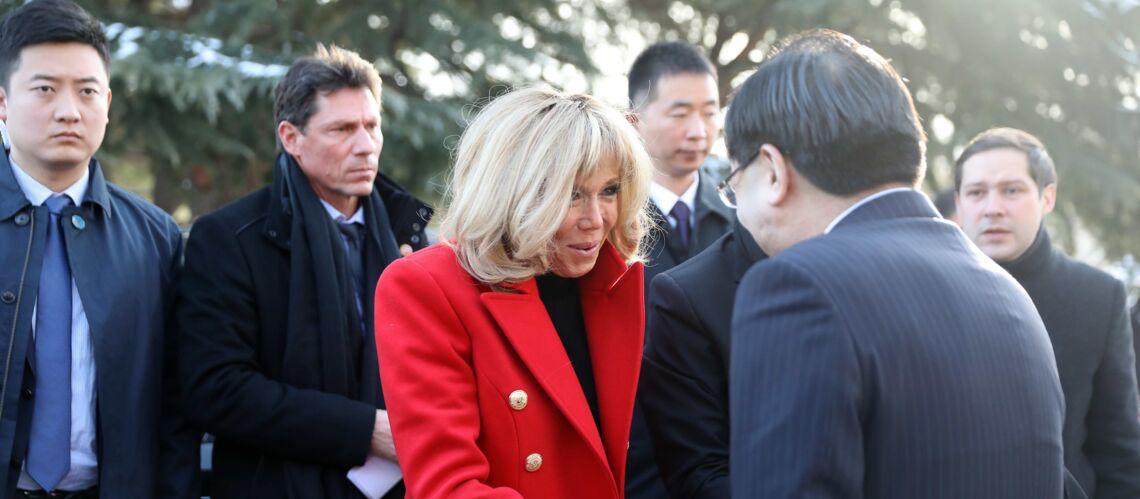 Pourquoi Brigitte Macron intrigue la Chine