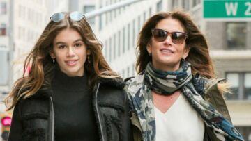 PHOTOS – Kaia Gerber: la fille de Cindy Crawford plus forte que sa mère, elle fait la couverture de Vogue à seulement 16 ans