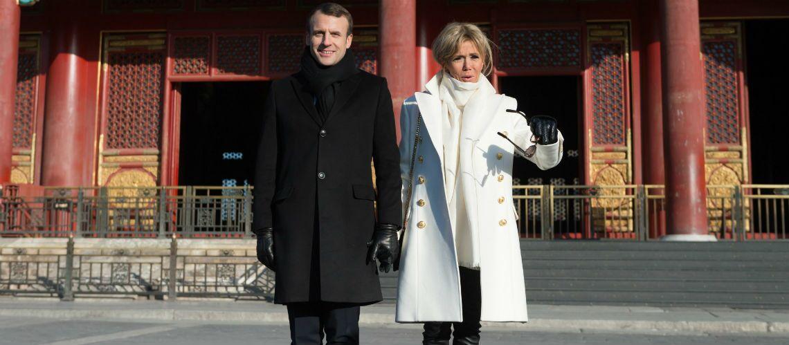 PHOTOS – Brigitte Macron en Chine, son sac à main attire tous les regards