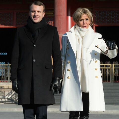 PHOTOS – Brigitte Macron en Chine, son sac à main attire tous les regards
