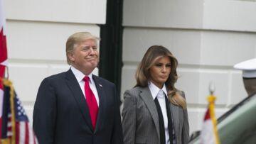 Ambiance glaciale entre Donald et Melania Trump: ils feraient chambre à part