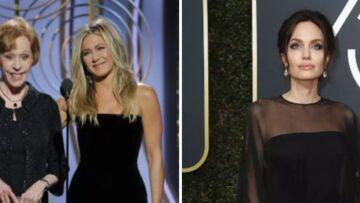Angelina Jolie et Jennifer Aniston: bien que toutes les deux séparées de Brad Pitt, elles n'ont toujours pas enterré la hache de guerre