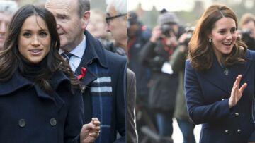 PHOTOS – Kate Middleton et Meghan Markle: qui est la plus stylée des deux?