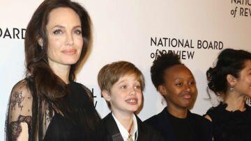 PHOTOS – Shiloh Pitt blessée: la fille d'Angelina Jolie victime d'un accident de snowboard