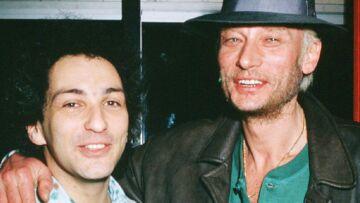 Le jour de la mort de Michel Berger, Johnny Hallyday a pleuré