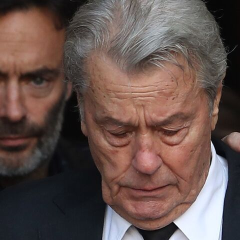 Les tendres confidences d'Anthony Delon sur son père