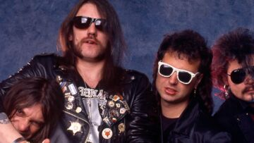 Edward Allan Clarke, guitariste de Motörhead, est mort des suites d'une pneumonie