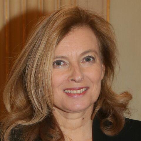Valérie Trierweiler vole au secours d'Alain Delon: «Je ne l'ai pas trouvé aigri»