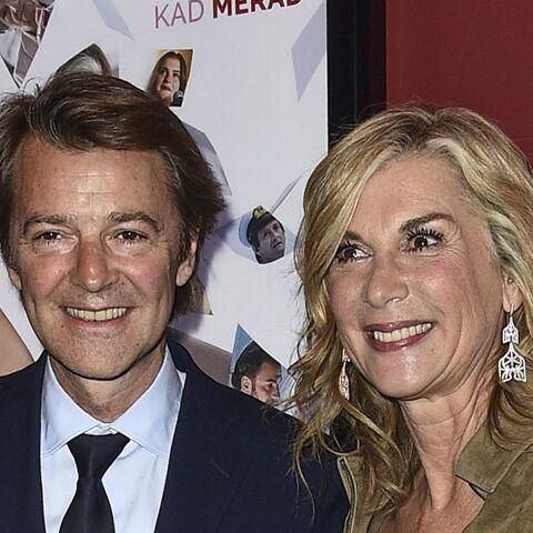 PHOTOS – Michèle Laroque et François Baroin, rare apparition en couple pour les amoureux