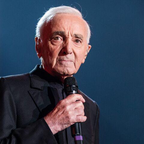 Pourquoi Charles Aznavour a mal vécu l'effervescence autour de la mort de Johnny Hallyday