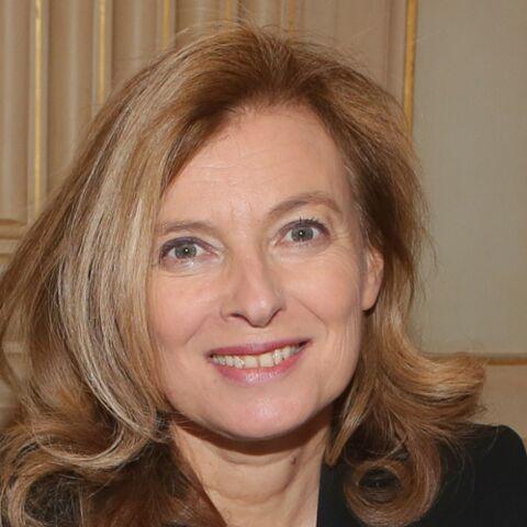 PHOTO – Valérie Trierweiler, «maman fière» de son fils Léonard