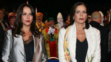 PHOTOS – Pauline Ducruet ultra chic et complice avec sa mère Stéphanie de Monaco