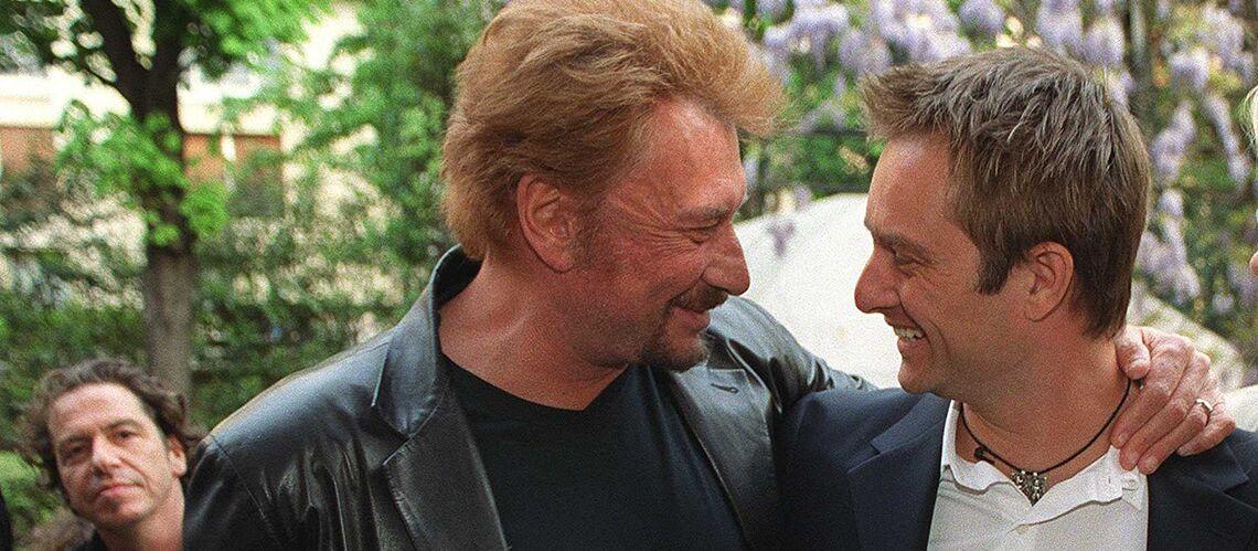 «Sang pour sang»: le jour où Johnny Hallyday a pensé à son fils David pour écrire son album