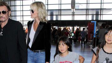 Pourquoi Johnny Hallyday voulait que Jade et Joy grandissent aux États-Unis