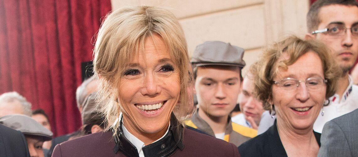 «Ni potiche ni pédante»: Brigitte Macron racontée par ses amis