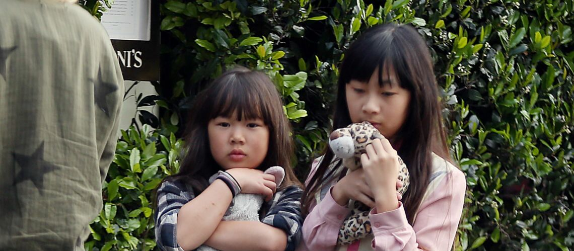 Jade et Joy Hallyday inséparables: sœurs et meilleures amies