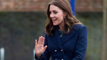 Kate Middleton va chercher ses enfants seule à l'école en conduisant