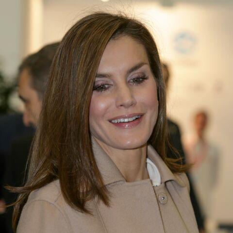 PHOTO – Letizia d'Espagne copie Kylie Jenner: elles ont le même manteau