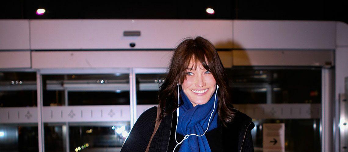 Carla Bruni, grande absente des Enfoirés: la raison dévoilée