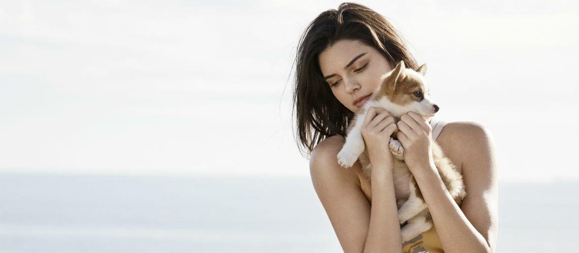 PHOTOS – A 22 ans, Kendall Jenner devient italienne pour Tod's