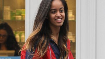 PHOTOS – Malia Obama, plus amoureuse que jamais : elle s'affiche au bras de son boyfriend Rory Farquharson en balade à New York