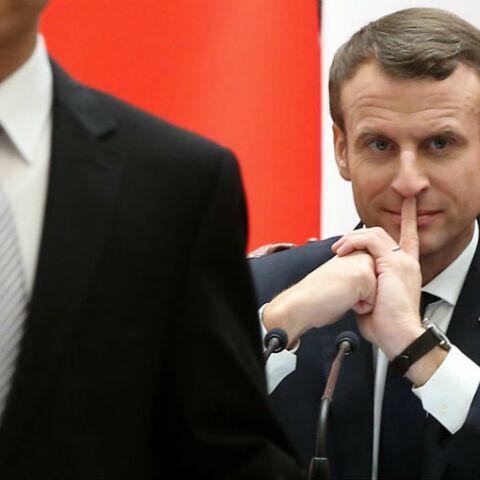 Photo Decouvrez Le Prix De La Montre D Emmanuel Macron Gala