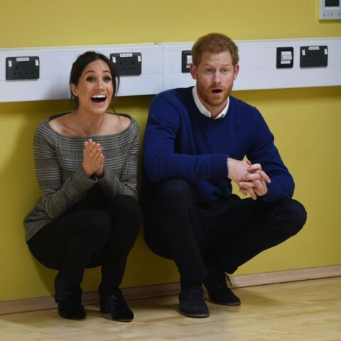 Le prince Harry a présenté Meghan Markle à Tiggy, sa nounou qui l'a réconforté après la mort de Diana