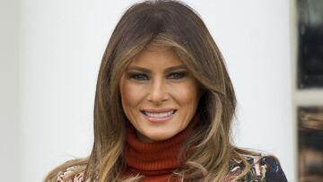 Pourquoi le dernier tweet de Melania Trump ne va pas faire plaisir à son mari