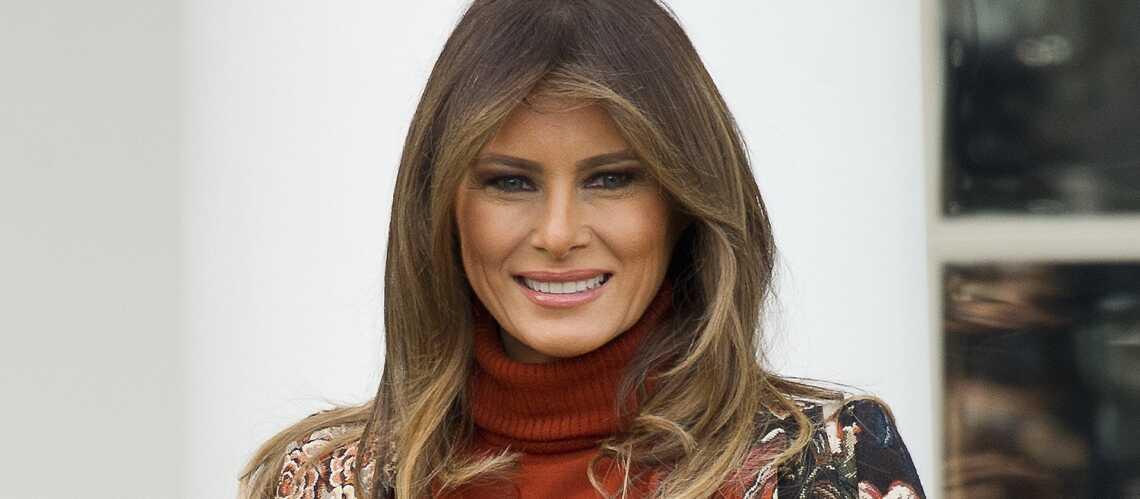 Après l'affaire de l'escort girl, Melania Trump n'accompagnera finalement pas son mari à Davos