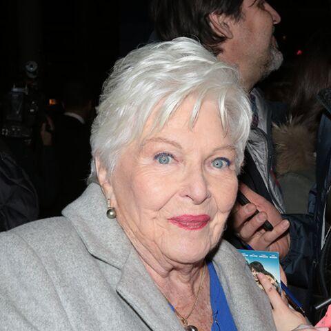 En convalescence après une opération, Line Renaud grande absente du «dîner de la mode» contre le SIDA