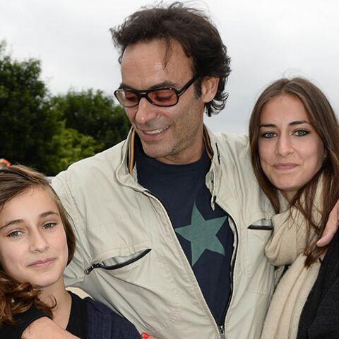 Anthony Delon papa poule avec Loup et Liv: «Mes filles passent avant tout»