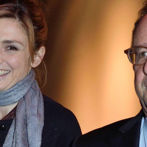 PHOTOS – François Hollande et Julie Gayet au côté de Claire Chazal: nouvelle sortie très people pour le couple