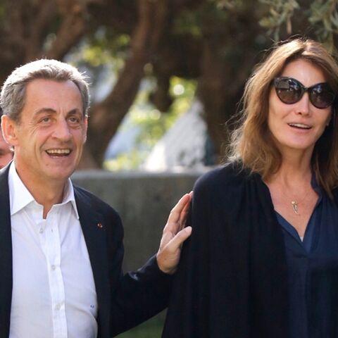 PHOTO – Carla Bruni: sa déclaration d'amour pour l'anniversaire de Nicolas Sarkozy