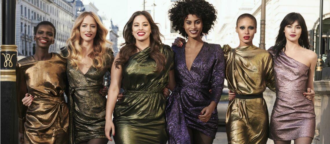 Maquillage: Ashley Graham, la top xxl, égérie beauté pour la première fois avec Revlon