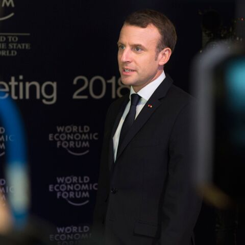 Enfoiré, salaud: l'étrange échange entre Emmanuel Macron et son garde du corps